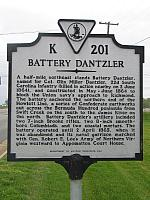 VA-K201 Battery Dantzler
