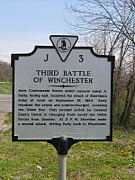 VA-J3 Third Battle of Winchester