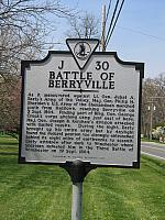 VA-J30 Battle of Berryville