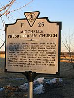 VA-F25 Mitchells Presbyterian Church