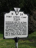 VA-N24 Fort Lowry-Camp Byron