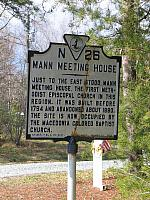 VA-N26 Mann Meeting House