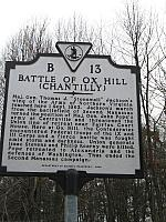 VA-B13 Battle of Ox Hill (Chantilly)