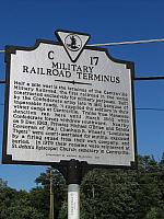 VA-C17 Military Railroad Terminus