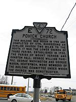 VA-E72 Pohick Church