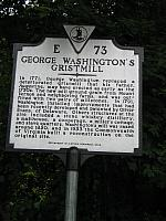 VA-E73 George Washingtons Gristmill