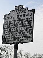 VA-T36 Action of Dranesville