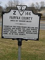 VA-Z144 Fairfax County