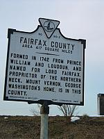 VA-Z169 Fairfax County