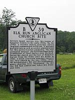 VA-B39 Elk Run Anglican Church Site