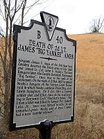 VA-B40 Death of 2d. Lt. James Big Yankee Ames