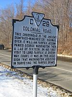 VA-C29 Colonial Road