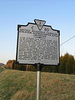 VA-C60 Second Manassas Campaign Strategic Rappahannock River Crossings