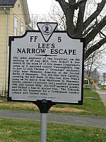 VA-FF5 Lees Narrow Escape