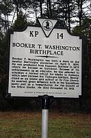 VA-KP14 Booker T. Washington Birthplace