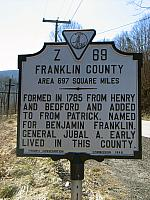 VA-Z69 Franklin County