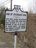 VA-A14 End Sheridans Ride