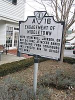 VA-A16 Engagement of Middletown