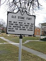 VA-A37 Old Stone Fort