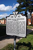 VA-UM43 Bishop William McKendree