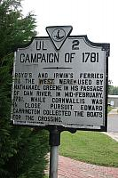VA-UL2 Campaign of 1781