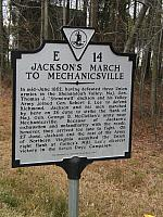 VA-E14 Jacksons March to Mechanicsville