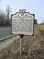 VA-E21 Hanover Junction