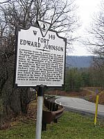 VA-W149 Fort Edward Johnson