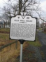 VA-W151 Felix Hull House