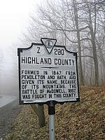 VA-Z290 Highland County