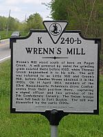 VA-K240B Wrenns Mill
