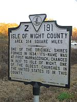 VA-Z191 Isle of Wight County