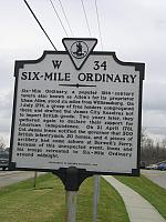 VA-W34 Six-Mile Ordinary