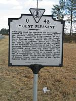 VA-O43 Mount Pleasant