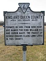 VA-Z166 King and Queen County