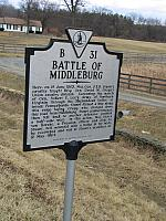 VA-B31 Battle of Middleburg