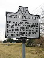 VA-F1 Battle of Balls Bluff