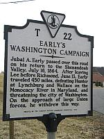 VA-T22 Earlys Washington Campaign