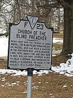 VA-F23 Church of the Blind Preacher
