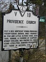 VA-V19 Providence Church