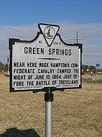 VA-W208 Green Springs