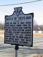 VA-W209 Battle of Trevilians