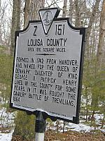 VA-Z151 Louisa County