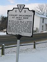 VA-G11 Cavalry Engagement at Jacks Shop