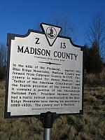 VA-Z13 Madison County