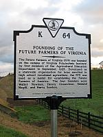 VA-K64 Founding of the Future Farmers of America