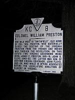 VA-KG8 Colonel William Preston