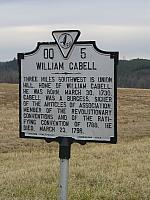 VA-OQ5 William Cabell