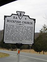 VA-RA4 Rockfish Church