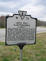 VA-W71 Lees Mill Earthworks